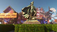 Fallout 4 mod creates a Columbia BioShock settlement <3