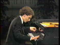 Mussorgsky: Pictures at an Exhibition. Played by Kirill Gerstein at Duke University, November 9, 2013.