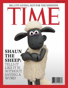 it's Time for Shaun the sheep