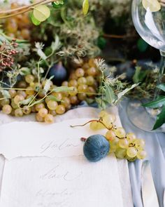 "511 Likes, 12 Comments - untamed florals + styling (@jannabrowndesign) on Instagram: ""A favorite tablescape from an unforgettable day in Provence. Hand torn place cards and linen menus…"""