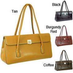 Dasein Designer Inspired Shoulder Bag  Overstock.com