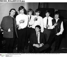 The Rolling Stones with Phil Spector and Gene Pitney