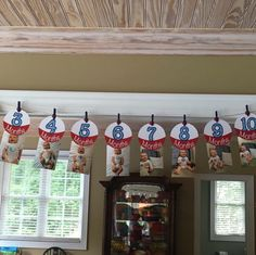 Fishing Bobber Banner // Monthly Bobber Cut Outs Fishing Boy First Birthday, First Birthday Parties, Birthday Party Themes, First Birthdays, Birthday Ideas, Kid Parties, Birthday Pictures, 9th Birthday, Unicorn Birthday
