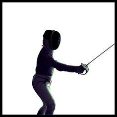 fencing       *****  Go Thomas......Yeahhhhhh!....
