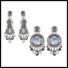 """shaded Lake earrings # Ayala Bar"""