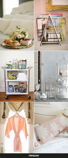 16 ways to make guests feel like they're at a bed and breakfast