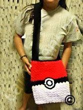 POKEMON TOTE by KRFTYLAURA on Etsy, $25.00