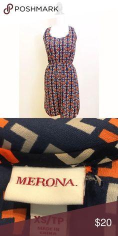 Auburn tigers dress xs marina 17 inches underarm to underarm and 35 inches long Merona Dresses