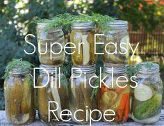 Super Easy Dill Pick