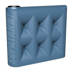 SUPATANK = 2000LT slimline rainwater tank, Outdoors - Rain Water Tanks - Slimline Water Tanks