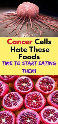 Cancer Cells Hate These 10 Foods Time to Start Eating Them