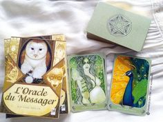 L'Oracle du Messager - Oracle de guidance. #oracleCartes #TarotCartes #Tarot #Oracle #TarotCards #OracleCards