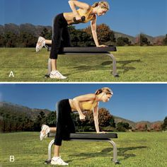 Workout moves - bent-over row #workout #moves #arms #back