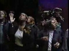 I Believe -  John P. Kee,,this is that sweet old school style gospel singing. Love it. BELIEVE what God says, saints.