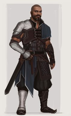 """rnarccus:  """"Got sidetracked with other project related things and got behind on posting more final character concepts– today's character is: Ehsanh  He is the central character in one of the game's routes, and the last posted character Emre is in that..."""