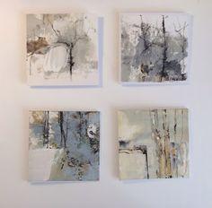 Landscape Art, Landscape Paintings, Landscapes, Abstract Watercolor, Abstract Art, Modern Art, Contemporary Art, Mini Canvas Art, Big Canvas