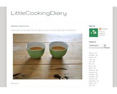 Little Cooking Diary - náhledové foto