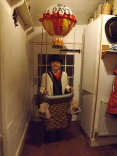 around the world in 80 days costume - Google Search