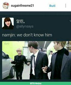 Namjin, Bts Amino, Bts Maknae Line, Best Tweets, Bts Memes Hilarious, Reasons To Live, Jimin Jungkook, Seokjin, Boy Groups