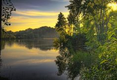Новости Siberia Russia, Beautiful Pictures, Coast, In This Moment, Sunset, Landscape, Rivers, Water, Reflection