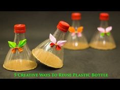DOOR CANDLES WITH BOTTLES OF COCA COLA. CHRISTMAS DECORATIONS, TABLE CENTER. CHRISTMAS DECORATIONS. - YouTube