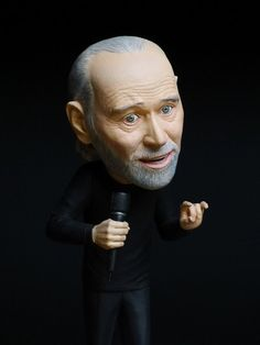 George Carlin Limited Edition Bobblehead