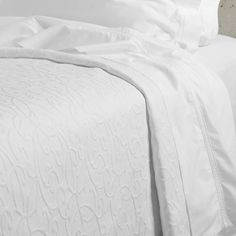 The classic white sheet that goes with any style.