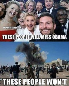 Who will miss Obama?