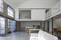 Méchant Studio Blog: A converted Machine Shop in Italy