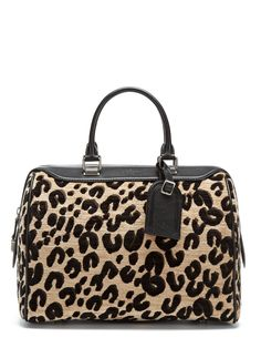 3d2c8c51e180 Louis Vuitton x Stephen Sprouse Leopard Speedy 30 from Louis Vuitton  Handbag Collaborations on Gilt