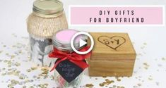 Trendy Ideas diy gifts for husband just because i love you for him - DIY Gifts For Home Ideen Handmade Gifts For Boyfriend, Diy Gifts For Him, Christmas Gifts For Girlfriend, Easy Diy Gifts, Christmas Gifts For Friends, Gifts For Your Boyfriend, Gifts For Husband, Diy Holiday Gifts, Diy Gift Box