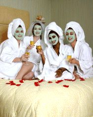 mobile spa parties for girls   Spa Parties   Pure Spa - Advanced Skin Care, Waxing, Massage and Nails ...