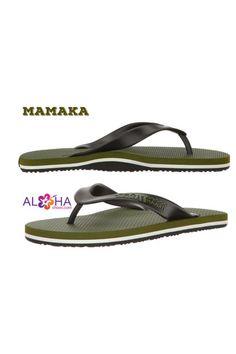 a820f5327 Scott Rubber Slippers Mamaka Green Flip-Flops