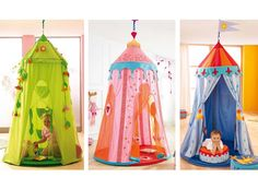 How awesome are these! Haba Play Tents available from Entropy.com.au