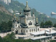 Форосская Церковь- Жемчужина Крыма!