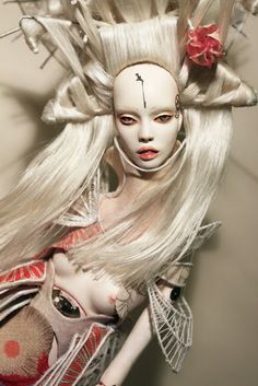 Valley of Dolls: The Popovy Sisters. The New Wave of Russian Art-Doll Designers.