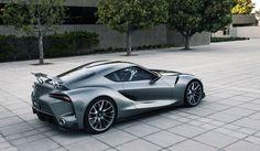 Toyota FT-1: samochód super-bohaterów