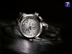 Ulysse Nardin – Perpetual Calendars Manufacture Limited Edition --- Ref. 329-10  Platinum 950  - Leather Alligator strap