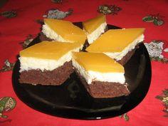 Reteta culinara Prajitura Fanta din categoria Prajituri. Cum sa faci Prajitura Fanta Cheesecake, Desserts, Food, Sweets, Tailgate Desserts, Deserts, Cheesecakes, Essen, Postres
