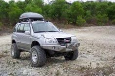 Image result for grand vitara preparada