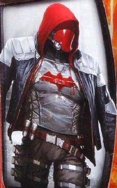 Batman: Arkham Knight. Red Hood/Jason Todd's look !!!!!!!