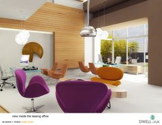 Creative Oh  Wouldn39t It Be Great If Our Leasing Offices Looked Like This So