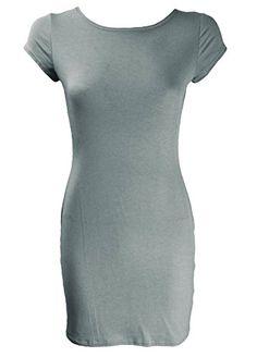 Home of Fashion Grey Short Cap Sleeve Bodycon Dress (SM (8-10)) The Home of Fashion http://www.amazon.co.uk/dp/B00VTIRIPC/ref=cm_sw_r_pi_dp_nEujvb11W9MA1