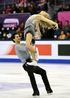 Kaitlyn WEAVER / Andrew POJE(CAN) - GPF 2015