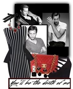 """""""True Blood: Eric Northman"""" by nychicstyler ❤ liked on Polyvore"""