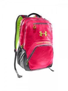 Buy neon pink under armour backpack   up to 38% Discounts 483ee5eea589b