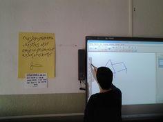 Carlos Cabanillas - Google+ - En clase de 4º, con el taller de grafitos pompeyanos de…