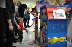 Oddział Bajka-Wędrująca Szpitalna Biblioteka już w 23 szpitalach i ośrodkach leczniczych w Polsce