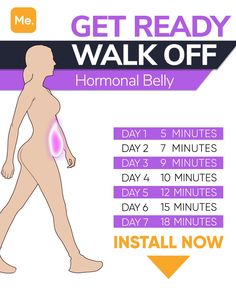 Walk Off Hormonal Belly in 7 Days Get rid of the hormonal belly with new walking plan! Walking plan works effectively on your problem zone! Try and enjoy the results! Yoga For Weight Loss, Weight Loss Plans, Weight Loss Transformation, Weight Loss Tips, Weight Lifting, Stomach Pooch, Get Ripped Fast, 10 Minute Ab Workout, Post Workout