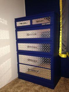 Toolbox dresser!